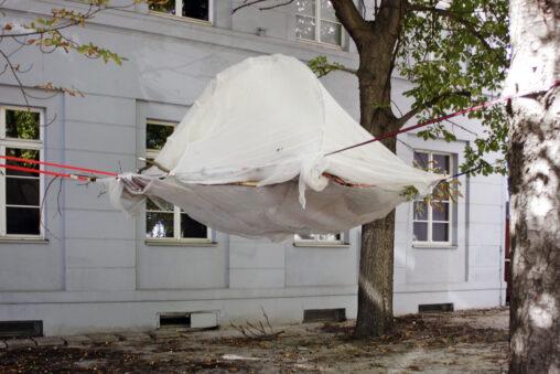 Katharina Lüdicke, Nest III, Installtion